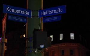 Keupstraße-Halitstraßen-Schilder