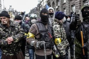 Maidan-Kämpfer
